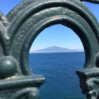 Photo taken at Europa Palace Grand Hotel Sorrento by Stanislav S. on 9/25/2016
