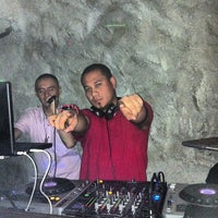 Photo taken at Grotto Lounge by DJ Jimmy S. on 10/21/2012