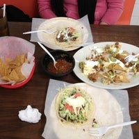 Photo taken at Allende Restaurante by Jamie B. on 11/17/2012