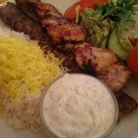 Das Foto wurde bei Karun Bistro - Persisch Arabische Küche von Yener E. am 1/16/2015 aufgenommen