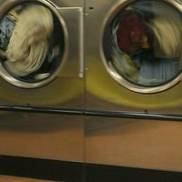 Photo taken at SpinZone Laundry North by Albert C. on 12/20/2013