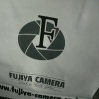 Photo taken at Fujiya Camera by hiro m. on 11/11/2017
