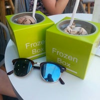 Photo taken at Frozen Box by Даниел М. on 7/14/2015