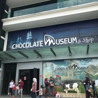 Photo taken at Chocolate Museum by Netty J. on 2/10/2018