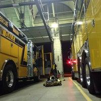Photo taken at Glenn Dale Volunteer Fire Department by Duane M. on 8/27/2014