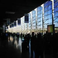 """Photo taken at Aeroporto di Catania Fontanarossa """"Vincenzo Bellini"""" (CTA) by Claudio P. on 4/28/2013"""