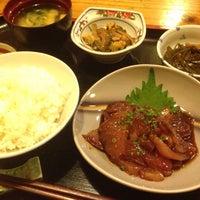 Photo taken at 味処 楽喜 by ichiroplus on 10/3/2013