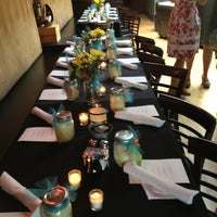 Photo taken at DOC Wine Bar by Stephanie M. on 7/21/2013