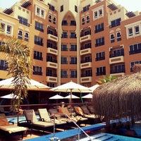 9/7/2014 tarihinde Elena S.ziyaretçi tarafından Rixos Bab Al Bahr'de çekilen fotoğraf