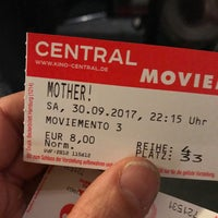 Photo taken at Moviemento by Ype D. on 9/30/2017