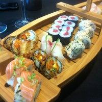 Foto scattata a Taiyo Sushi Bar da Dominique R. il 10/4/2012