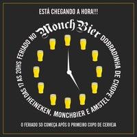 Foto tirada no(a) Mönch Bier Pub Cervejas do Mundo por Mönch B. em 6/4/2015