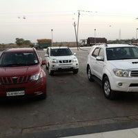 Photo taken at Darshan hotel by Pratik G. on 3/15/2014