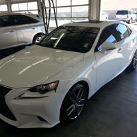 Photo taken at Lexus of Henderson by Bethany C. on 9/28/2013