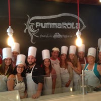 Photo taken at Pummarola Pastificio Pizzeria by Pummarola Pastificio Pizzeria on 8/22/2014