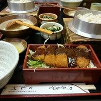Photo taken at よし川 エスカ店 by Yu on 9/29/2016