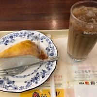 Photo taken at ドトールコーヒーショップ 梅田シティ店 by ミスタ on 9/2/2017