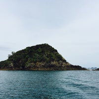 Photo taken at Bay of Islands by Sherly E. on 1/21/2015