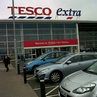 Photo taken at Tesco Extra by Michael A. on 6/11/2013