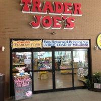 Photo taken at Trader Joe's by Omar-Jeffrey D. on 3/28/2013