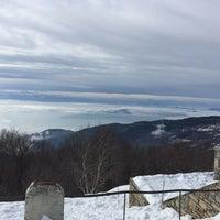 Photo taken at Mount Pelion by Vassilis T. on 1/5/2016