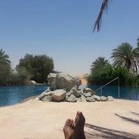 Photo taken at Al Maha Desert Resort & Spa by Anike J. on 5/24/2013