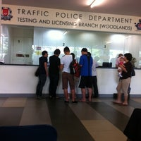 Photo taken at Singapore Safety Driving Centre (SSDC) by Pat N. on 11/21/2012