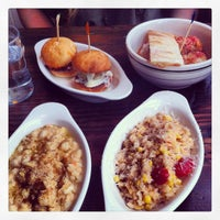 Photo taken at The Meatball Shop by Elizabeth S. on 8/18/2013