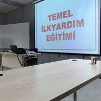 Photo taken at Vestel Eğitim Merkezi by Hatice K. on 4/5/2017