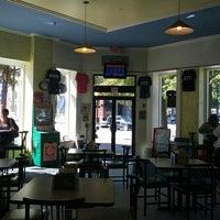 Photo taken at Greek Corner Deli by Joey T. on 10/16/2012