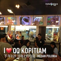 Photo taken at QQ Kopitiam by アレックス デ. on 2/13/2013