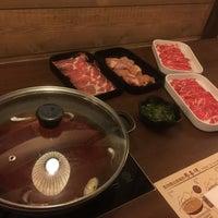 Photo taken at Syohachi Yakiniku 尚八日式燒肉店 by Andrew C. on 11/28/2016