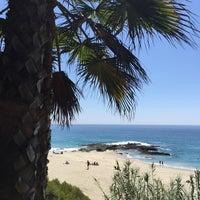 Photo taken at West Street Beach by Natalie H. on 8/27/2015