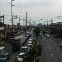 Photo taken at Dr. A. Santos Avenue (Sucat Road) by Bert C. on 2/29/2016