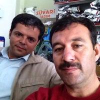 Photo taken at SÜVARİ TARIM ÜRN LTD ŞTİ by 🇹🇷Halil🇹🇷 . on 9/27/2014