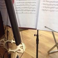 Снимок сделан в Музыкальная школа Виртуозы пользователем Olga K. 9/30/2015
