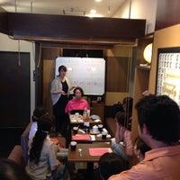 Photo taken at j cafe 天神店 by shintaro i. on 9/25/2013