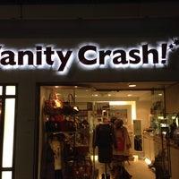 Photo taken at Vanity Crash! 銀座店 by shintaro i. on 12/2/2013