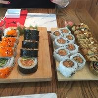 Photo taken at Kaizen Sushi by Lisa B. on 5/24/2016