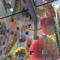 Photo taken at Markthal by Justine v. on 12/30/2014