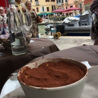 Photo taken at Trattoria Bar Pontini by DOGMA F10 on 9/14/2017