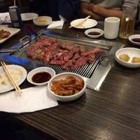 Photo taken at Gangnam BBQ by Colin C. on 3/28/2015