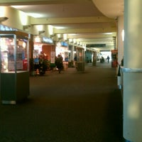 Photo taken at T.F. Green Airport (PVD) by Nikki J. on 11/14/2012