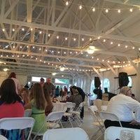 Photo taken at Magnolia Estates Outdoor Weddings by Nikki J. on 5/31/2013