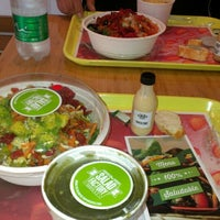 Photo taken at Salad Factory Bogota by Rana B. on 5/9/2014