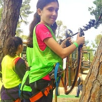 Photo taken at Fun Parque by Vitor C. on 5/1/2015