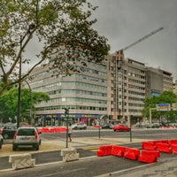 Photo taken at Av. da República by Vitor C. on 8/19/2016