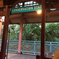 Photo taken at Wildlife Express Train by Clarice M. on 1/6/2016