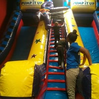 Photo taken at Pump It Up of Piscataway by Marijah S. on 12/14/2013