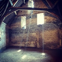 Photo taken at Tithe Barn by Vaughn A. on 8/28/2013
